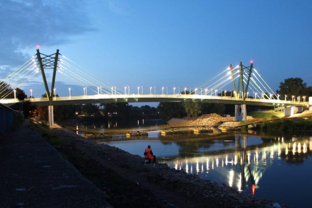Pod peste râul Mureș
